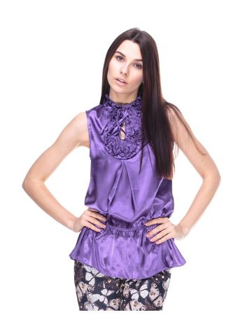 ASID033001 SLEEVELESS SHIRT YAMAMAY ASID033001 Блузка