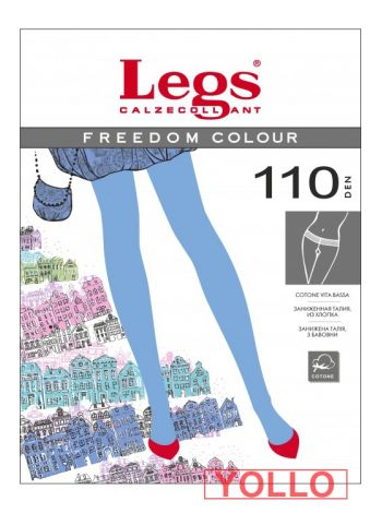 502 FREEDOM COLOUR 110 LEGS 502 Колготы