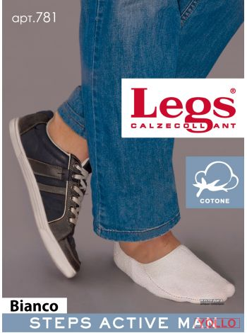 781 SNEAKER TERRY COTTON LEGS 781 Носки