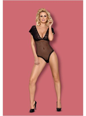 Боди Obsessive 821-TED-1 TEDDY Obsessive 891280 Боди